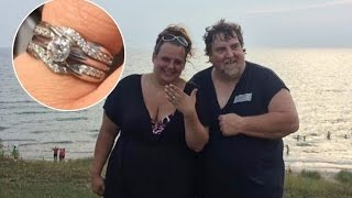 Woman's Engagement Ring Found in Lake Michigan