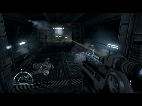 Lets Doku Alien vs Predator 3 (Deutsch) - Marine 21 NO Bugs Inside [HD] Video
