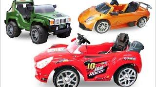 Ôtô, xe tải, máy ủi, máy bay,... đồ chơi cho bé