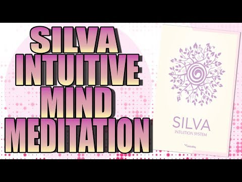 Silva Intuition System Intuitive Mind Meditation Exercise ESP