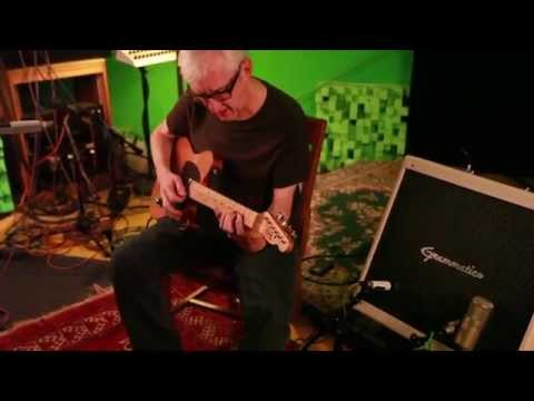 Bill Kirchen of Commander Cody demos a Grammatico Kingsville amplifier