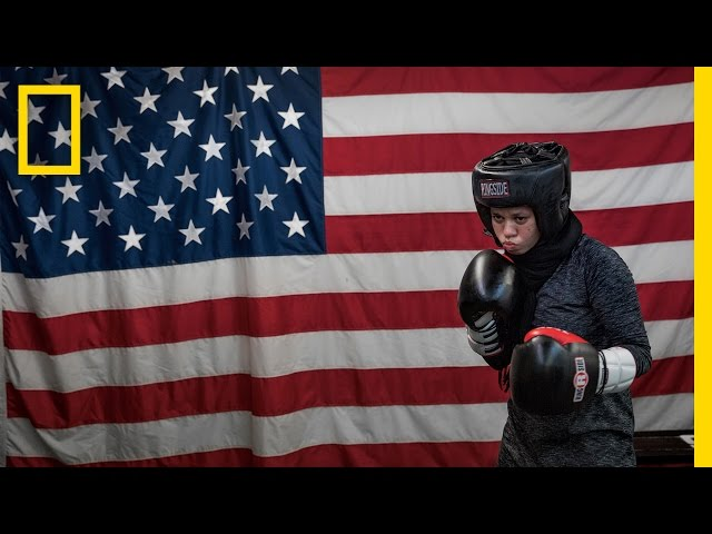 This Teen Boxer Wants A Chance to Compete Wearing Her Hijab | National Geographic