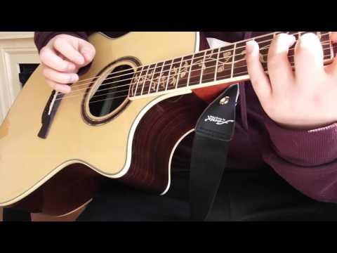 #(sungha jung) - yul choi-gravity 'guitar'