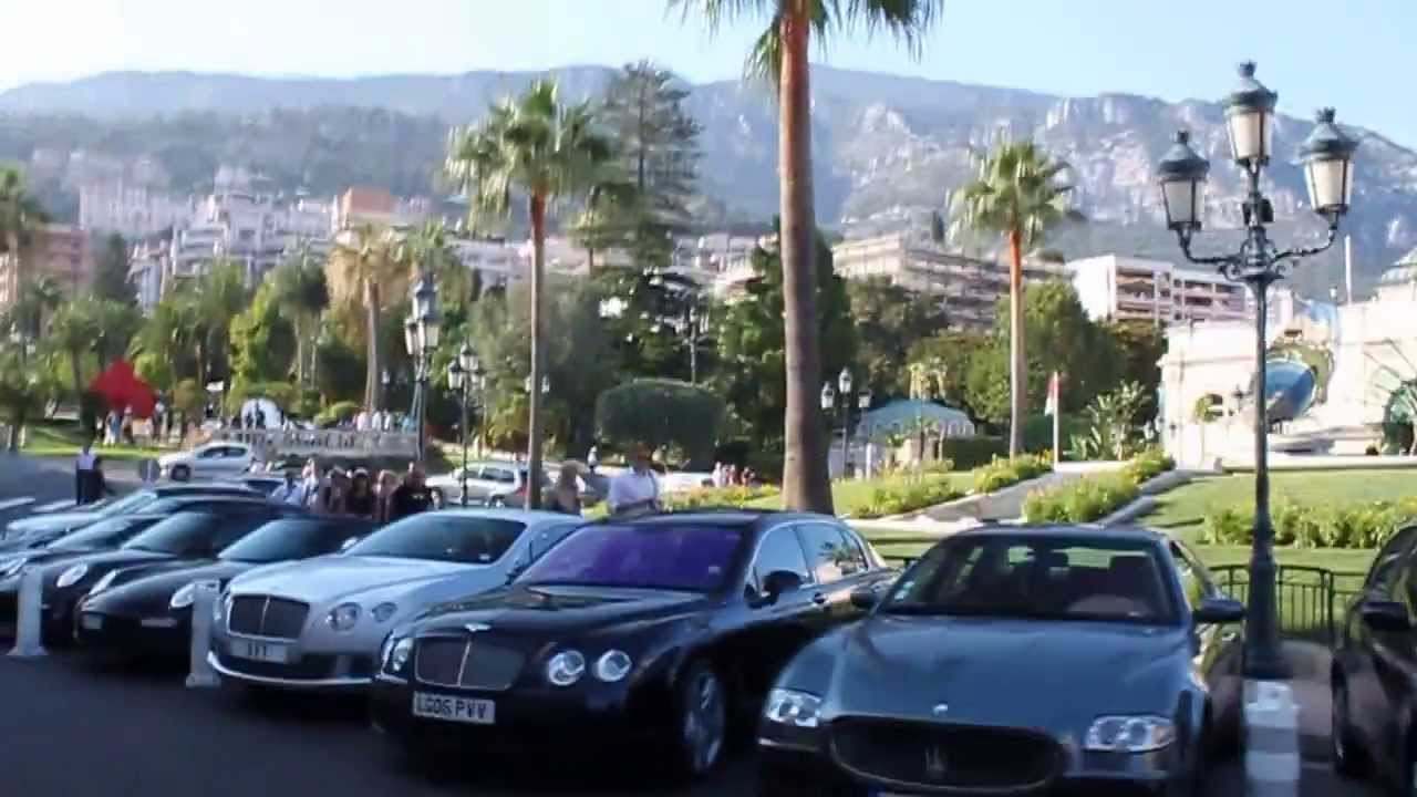 Monaco Monte Carlo Cars Monaco Monte Carlo Casino Car