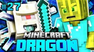 BOSSKAMPF im GUARDIAN TEMPEL?! - Minecraft Dragon #27 [Deutsch/HD]