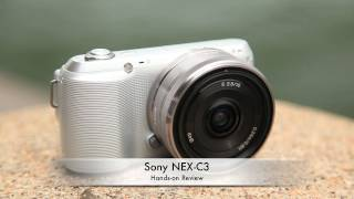 Sony NEX-C3 Review