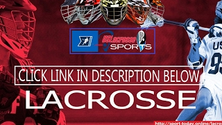 Palm Beach Atlantic vs Tampa Lacrosse Live Stream (2019 NCAA College Lacrosse)