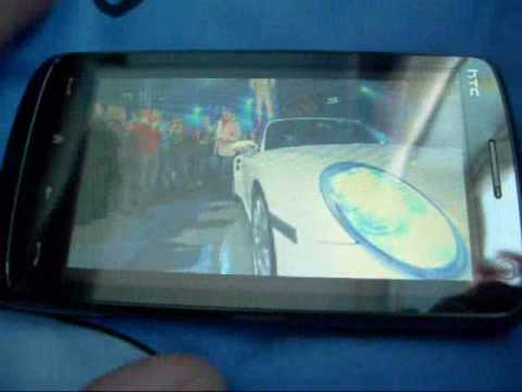 HTC Touch HD Overview - Part 1