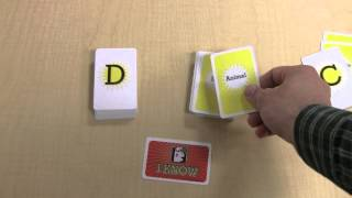 Scattergories® The Card Game Demo from Winning Moves