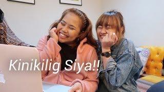 GOOSEBUMPS!! Indonesians & I React (To Viral Jollibee One True Pair: Checklist)