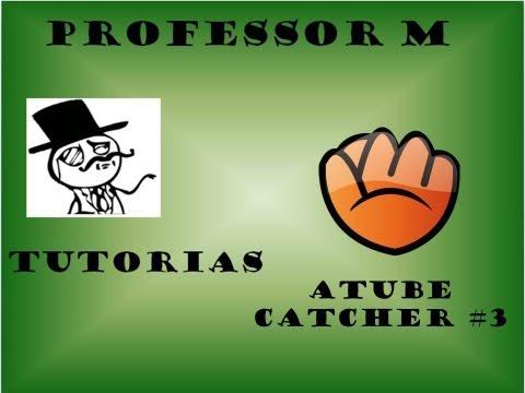 Atube Catcher #03 Gravador de Áudio.