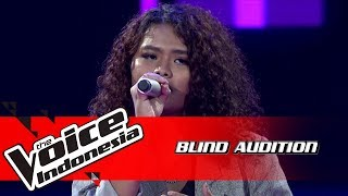 Gabriela - Piece By Piece | Blind Auditions | The Voice Indonesia GTV 2018