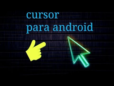 (CURSOR O PUNTERO) PARA ANDROID