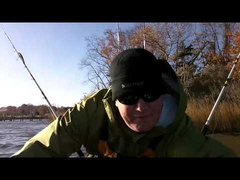 Fiberglass Stake Out Pole - www.palmettokayakfishing.com
