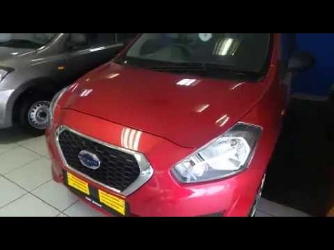 All-New Datsun GO!