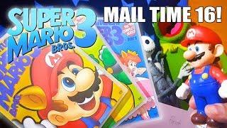 SUPER MARIO BROS 3!!! - MAIL TIME! Episode 16 - Cute Mario Bros.
