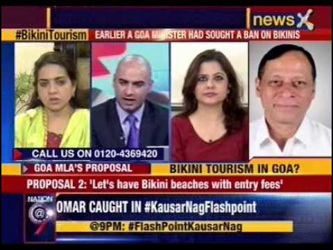 Speak Out India: 'Pay to see women in bikini'