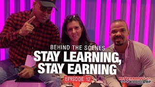 Stay Learning, Stay Earning 🚗 | 🅱️🅱️🅱️ Behind the Scenes