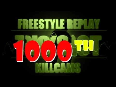 Trickshot Killcam # 358 | 1000Th VIDEO SPECIAL !!! | Freestyle Replay
