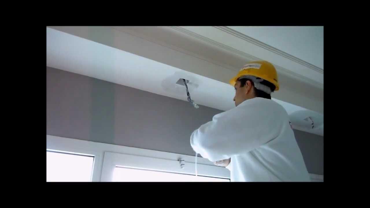 Installazione lightbox youtube for Faretti da incasso