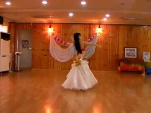 Bellydance By Fadilah   Habibi Ya Eini.wmv video