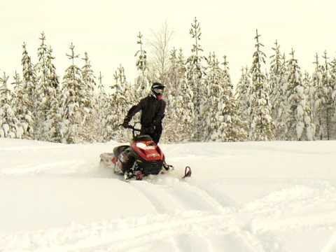 Skidoo Summit 800 with Speedtech silencer