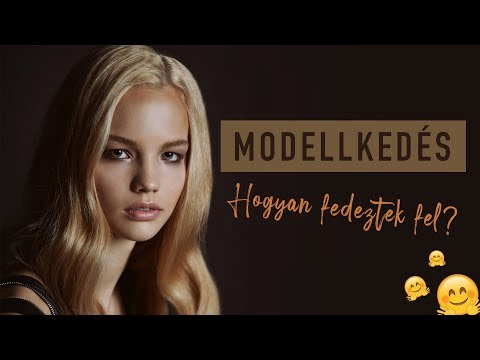 Hogyan lettem modell? - Lilla Molnár