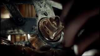 Hugo - Automaton Scribbling