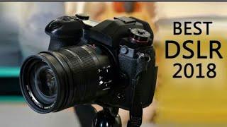 Top 5 BEST Budget DSLR Cameras 2018