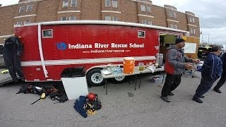 Indiana River Rescue School 2014