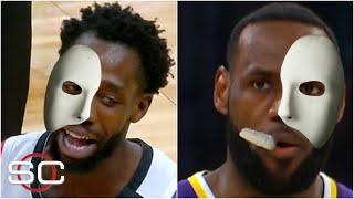 LeBron James, Patrick Beverley feature in 'Phantom of the Flopera' | SportsCenter