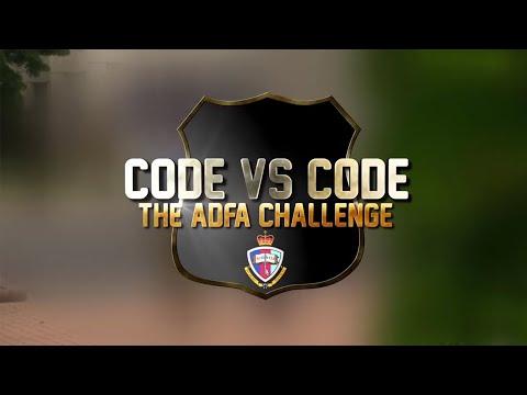 The ADFA Challenge - Code vs Code