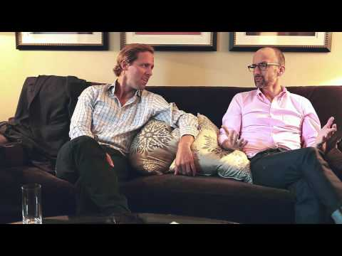 Jim Rash and Nat Faxon play an improv game about a fast food mascot and hungry teenager (Clip)