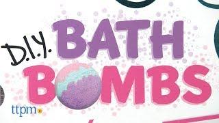 Alex Spa DIY Bath Bombs from Alex