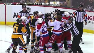 Gotta See It: Ovechkin shrugs off angry Penguins