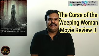 The Curse of the Weeping Woman Movie Review in Tamil by Filmi craft | Michael Chaves