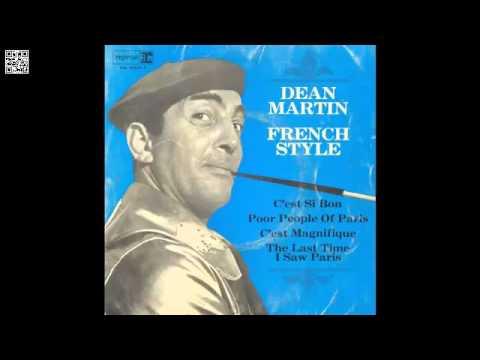 Dean Martin - The Poor People Of Paris
