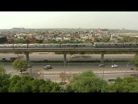 Delhi Metro : Pride of the nation (mile sur mera tumhara)