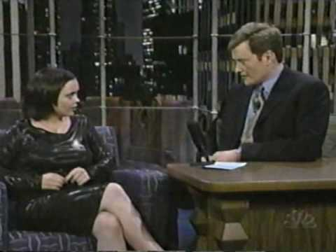 Christina Ricci interview 1998