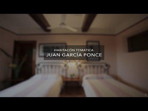 Video Habitación temática Juan García Ponce