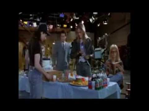 Waynes World Product Placement Clip