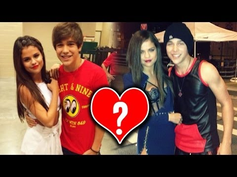 Selena Gomez Dating Austin Mahone?! Taylor Swift Set Them Up?! video