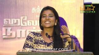 Hello Naan Pei Pesuren Movie Press Meet Part 1
