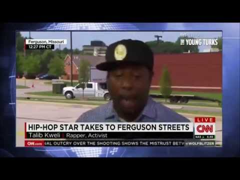 Talib Kweli Vs. Don Lemon: Heated Ferguson Debate