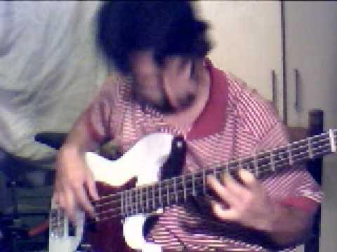 METAL BASS - PAPPO Sucio y desprolijo (bass cover)