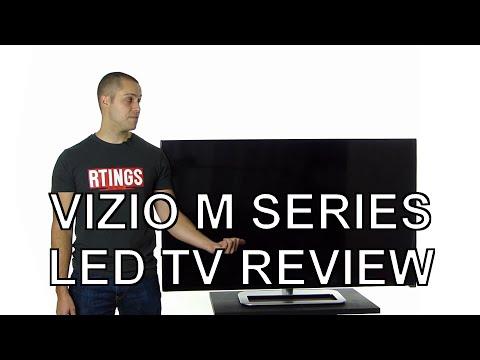 Vizio M Series LED TV Review