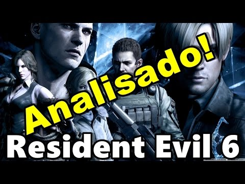 Analise Resident Evil 6