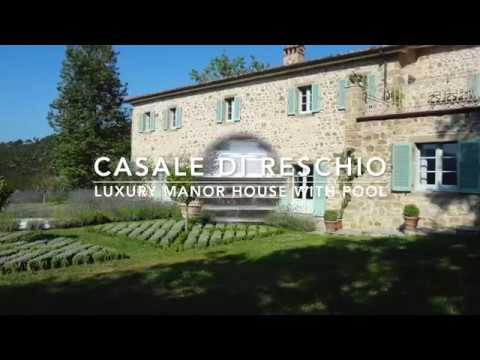 Casale di Reschio - Tuscany - Luxury Manor House by Domizile Reisen Fine-Rentals