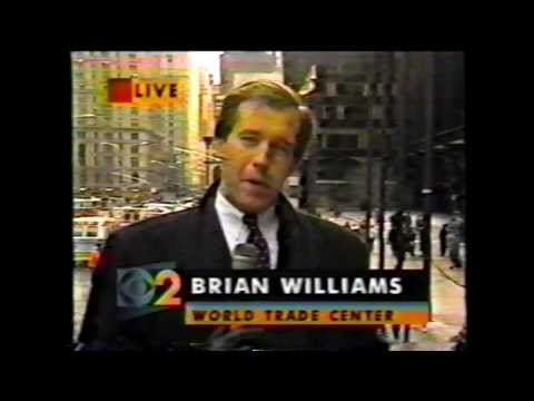 1993 World Trade Center Bombing - Live News Coverage - Part 2