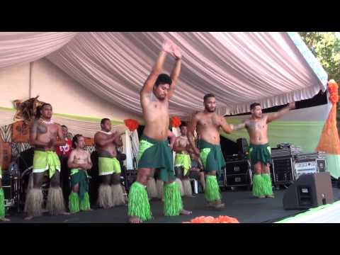 Pacific Pasifika Festival 2013 - Tatau and Deelicious Dance Groups